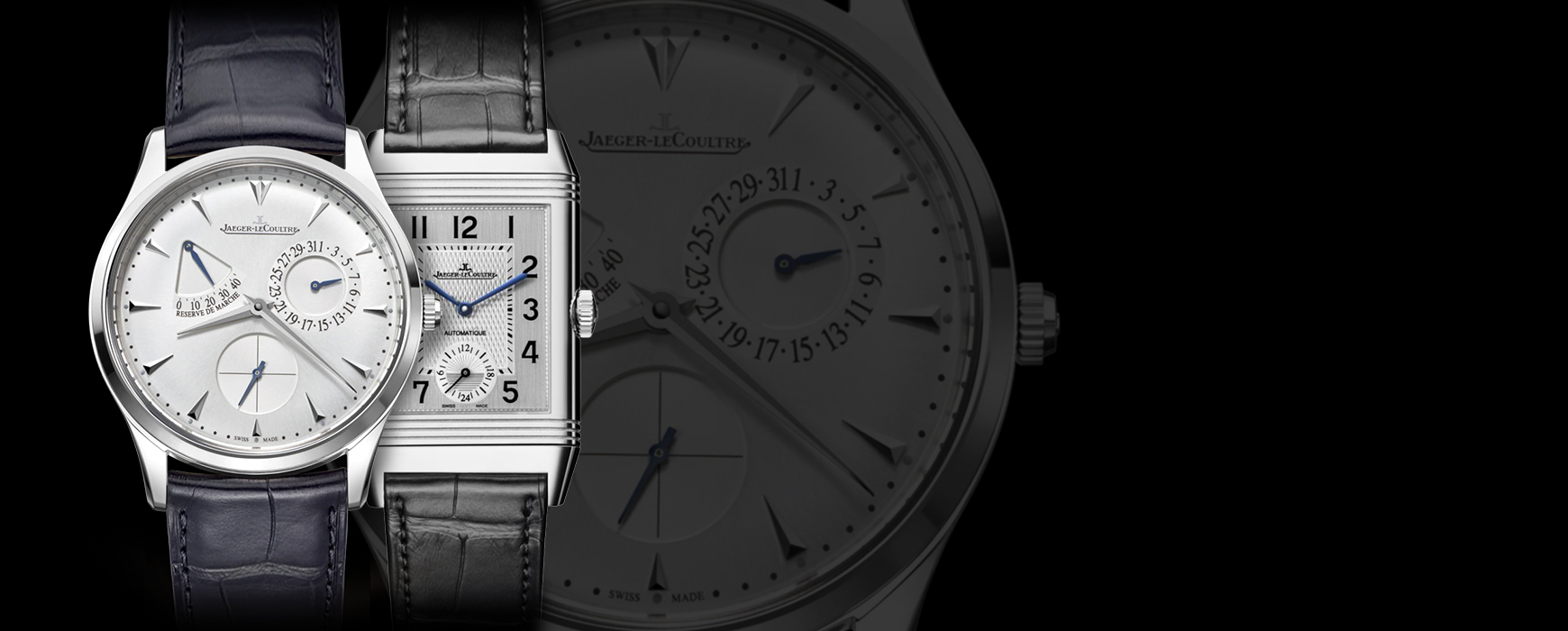 Watches Jaeger-LeCoultre