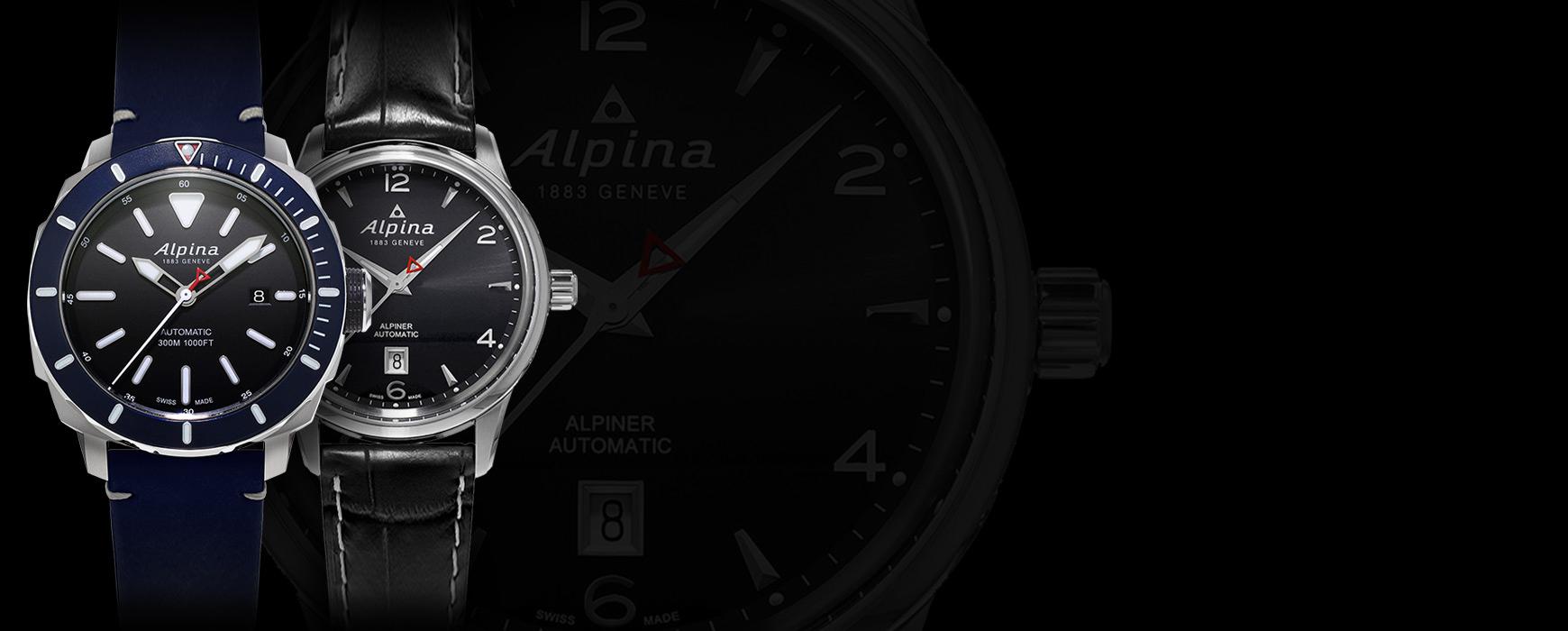 Watches Alpina
