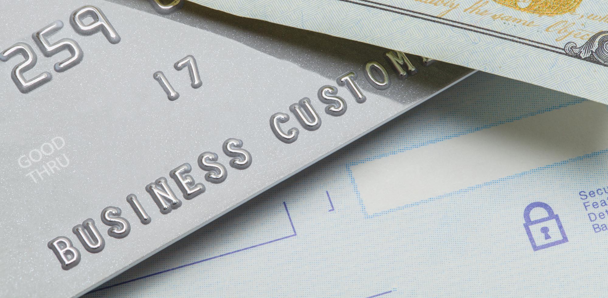 Deferred payment methods