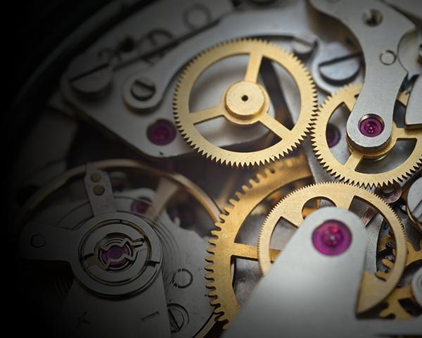 A Patek Philippe watch, a work of art