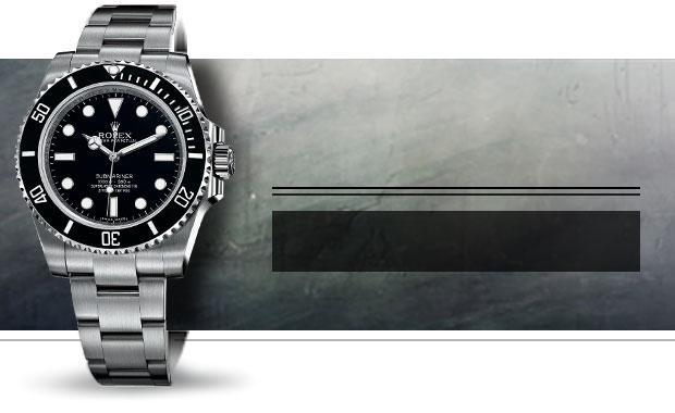 Les montres de luxe d'occasion Cresus