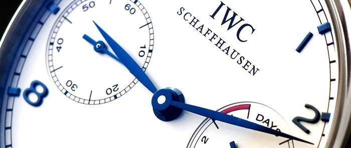 Pre-owned IWC Portugaise - Cresus