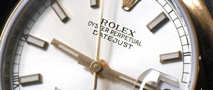 Pre-owned Rolex DateJust - Cresus